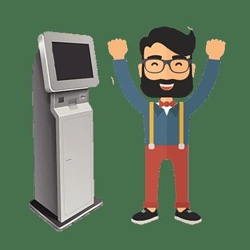 Kiosk Solutions | Custom Kiosk Software Development | SAMB INFO